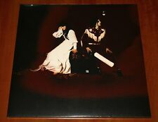 THE WHITE STRIPES ELEPHANT 2x LP HEAVY VINYL *RARE XL PRESS UK LIMITED COVER New