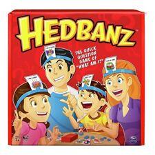 Spin Master International Hedbanz Game Book