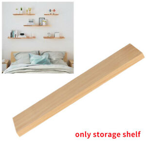 Wall Mounted Floating Wall Shelves Hanging Storage Display Home Décor