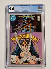 WONDER WOMAN #9 CGC 9.4 (Oct 1987, DC) 1ST FULL CHEETAH WW1984 NM