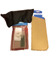 Eyeglass Repair Kit plus Carrying Case for Glasses included storage Bag