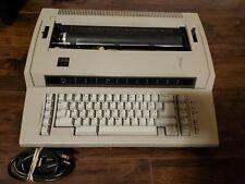 Ibm Actionwriter 1 Electric Typewriter