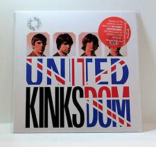 THE KINKS United Kinksdom 180gr VINYL LP Sealed 2001 Earmark Italian Kontroversy