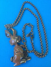Collier Pendentif Lapin par SCOOTER PARIS / French Necklace