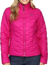 Under Armour ColdGear Reactor Womens Jacket - Pink