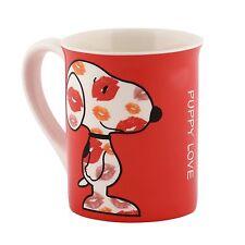 Peanuts Snoopy Puppy Love Mug by Dept 56 4040298