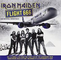 Iron Maiden - Flight 666 The Original Soundtrack (NEW 2 VINYL LP)