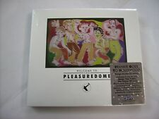 FRANKIE GOES TO HOLLYWOOD - WELCOME TO THE PLEASUREDOME - 2CD NEW SEALED 2010
