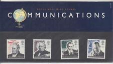 GB 1995 COMMUNICATIONS PRESENTATION PACK No 260 SG 1887-1890 MINT STAMP SET 260