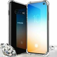 For Samsung Galaxy NOTE 10 Case Clear Shockproof Antiburst Gel Cover