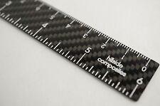 6 Inch Carbon Fiber Ruler