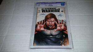 Wrath of the Eternal Warrior # 5 Cover C (Valiant, 2016) 1st Print CGC Replica
