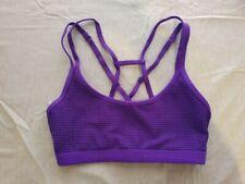 Lorna Jane Purple Sports Bra, Size S, RRP $69.99