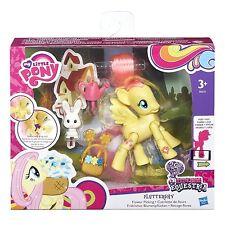 HASBRO My Little Pony Equestria Esplora Fluttershy prelievo di Fiori-Nuovo di Zecca