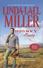 * Big Sky Country by Linda Lael Miller GOOD PB COMBINE&SAVE