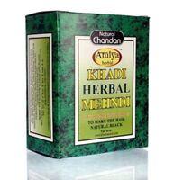 Khadi Black Henna Powder Hair Color to Makes Hair Natural 150 gm