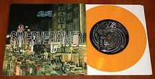 "SWERVEDRIVER DEEP WOUND DUB WOUND 7"" YELLOW VINYL LTD AUSTRALIA TOUR EDITION New"