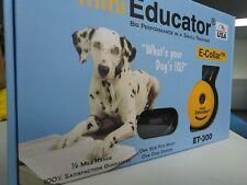 ecollar technologies micro educator / mini educator ET300