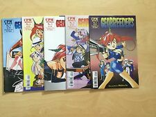 Geobreeders Comic Books Issues  #1-35 With Issue #19 Missing