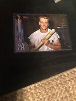 2020 Topps Series 1 SP Roger Maris!  #252!  Yankees