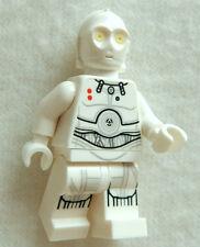 NEW LEGO K-3PO MINIFIG white hoth protocol droid 75098 star wars minifigure c3po