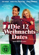 DVD NEU/OVP - Die 12 Weihnachts-Dates - Amy Smart & Mark-Paul Gosselaar