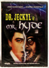 Dr. Jekyll and Mr. Hyde (DVD, 2003) John Barrymore, Martha Mansfield