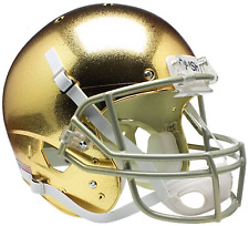 NOTRE DAME FIGHTING IRISH NCAA Schutt XP Full Size REPLICA Football Helmet