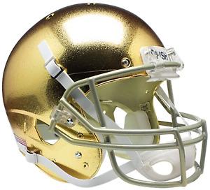 NOTRE DAME FIGHTING IRISH NCAA Schutt XP Full Size REPLICA Football Helmet