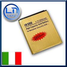 Gold Battery 2850mAh SAMSUNG GALAXY S3 I9300 - Better than ORIGINAL