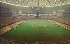 ASTRODOME PLAYING FIELD POSTCARD HOUSTON, TX. - FREE SHIPPING