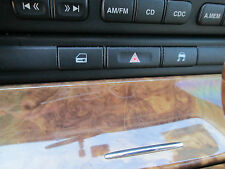 2003 2004 2005 2006 2007 2008 JAGUAR S-TYPE HARZARD LOCK TRACTION SWITCH