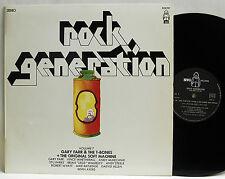 Rock génération vol. 7 Gary Farr, soft machine NM # w