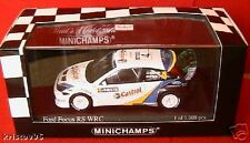 FORD FOCUS WRC RS #4 MINICHAMPS WINNER RALLY FINLAND 2003 1/43 MARTIN PARK