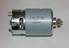 Motor Bosch PSR 14,4 Li  2609002709 (1607022554) Gleichstrommotor 3603J54100
