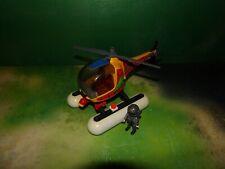 Playmobil 3220 Hubschrauber Helikopter Safari Wasserhubschrauber