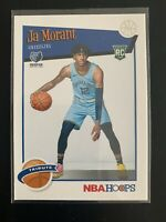 2019-20 NBA Hoops Tribute Ja Morant #297 RC Rookie