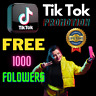 TikTok video SEO Promotion Go Viral your Video 1 Million Audiance + FREE GIFT