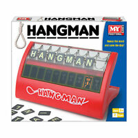 Hangman Traditional Fun Family Classic Childrens Guessing Spelling Board Game