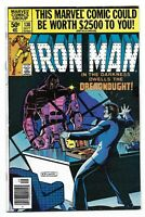 Bronze Age 1980 Iron Man Newsstand Edition Comic 138 from Marvel Comics