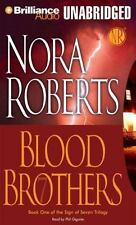 BLOOD BROTHERS by NORA ROBERTS (Unabridged, CD)