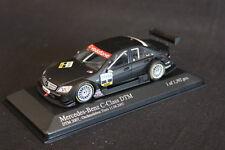 Minichamps Mercedes-Benz C-Class DTM 2007 1:43 #1 Test Car Oschersleben (JS)