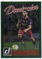 2016 Donruss Soccer Dominator #47 Arda Turan FC Barcelona