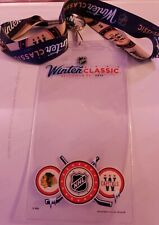 Washington Capitals Stanley Cup Champions Winter Classic Dueling Lanyard