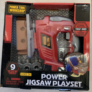 Power Jigsaw Playset