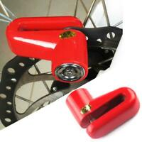 Motorcycle Lock Electric Bike Bicycle Security Lock Anti-theft Wheel Disc Brake