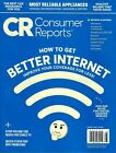 CONSUMER REPORTS Better Internet Reliable Appliances Best Insurance August 2021 photo