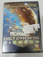 Asteroids Fighter Set para PC Cd-Rom IN Spanisch Katharer Zetagames Arcade Neu