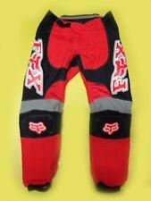 Motorradregenhose/Surfhose Textil rot grau schwarz von FOXRACINGINC Gr.42 Nr.15