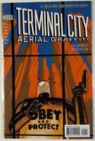 TERMINAL CITY : AERIAL GRAFFITI #1, NM, Vertigo, Motter, more Vertigo  in store